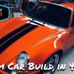 Hur man renoverar en Porsche 911:a på fyra minuter