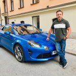 Renault och Alpine bjuder på bankörning på Arlanda Test Track 10:e juni