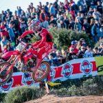 Internationella motocrosstävlingen i Italien deltävling 2