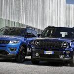 Jeep Renegade och Compass kommer som plug-in hybrid