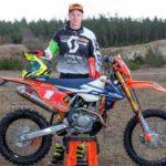 Joakim Ljunggren tog sitt 9:e SM-guld i Enduro