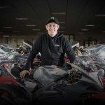 Legendariska 23-faldiga Isle of Man TT-vinnaren John McGuinness kör Norton i år