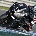 Jonathan Rea nära Jerez WorldSBK rekord med hans nya Kawasaki ZX-10RR