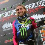 Justin Barcia Kungen i Paris Supercross