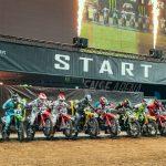 Monster Energy Supercross inställt tills vidare