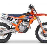 KTM 250 Prado och KTM 450 Cairoli Special Edition
