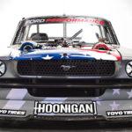 Ford Mustang 65:a med 1400 hästar – Ken Block Hoonicorn V2