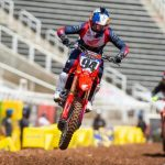 Ken Roczen tillbaka i toppen i 4:e Salt Lake City Supercross