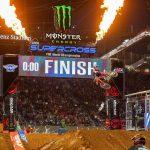 Ken Roczen vann supercross i Atlanta