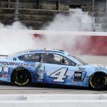 Kevin Harvick vann helgens NASCAR på Darlington Raceway