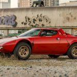 Klassiker: En Lancia Stratos nyligen såld för 4 miljoner kronor