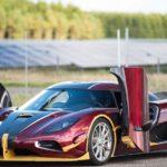 Koenigsegg krossar Bugatti Chiron