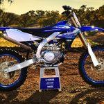 Kraftigt uppdaterad Yamaha YZ450F 2020