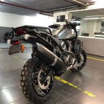 Bilder på Harley-Davidson Pan America