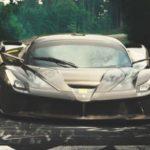 Ferrari LaFerrari XX prototyp lovar nya rekordtider på Nürburgring