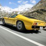 Vi tar en tur med en Lamborghini Miura