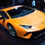 Lamborghini Huracán Performante världens snabbaste produktionsbil