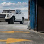 Världens första SUV – Lamborghini LLM 002