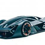 Lamborghini Terzo Millennio ett brutalt EV superbilskoncept