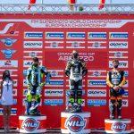 Marc-Reiner Schmidt vann Supermoto GP premiären i Abruzzo, Italien