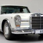 Snygg Mercedes Benz 600 Pullman restomod till salu