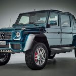 Mercedes Lyx-Monster – 621 hästars Maybach G650 Landaulet