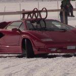 Miljonärerna samlas i Sankt Moritz för att dra på isen
