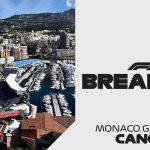 F1 Monaco Grand Prix inställd