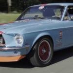 "En 1968 Ford ""Supra"" Mustang"