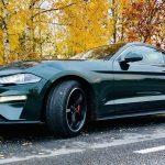 Mustang Bullitt en sjukt cool Mustang GT