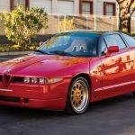 Någon borde förbarma sig över en 1991 Alfa Romeo SZ