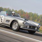 Någon köpte precis en 1959 Ferrari 250 GT LWB California Spider Competizione för 150 miljoner kronor