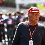 Vi hyllar Niki Lauda som har gått bort