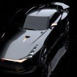 Sjukt snygg Nissan GT-R med 720 hästkrafter från Italdesign