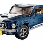 Nu kan du bygga din Ford Mustang 1967 Fastback med LEGO