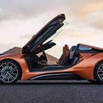 Nu kommer BMW i8 som Roadster