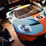Nu kommer Ford GT till Skandinavien