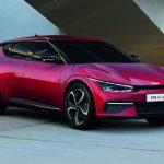 Nya Kia EV6 accelererar från 0 till 100km/h på snabba 3,5 sekunder