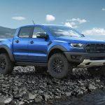 Nya Ford Ranger Raptor kommer till Sverige