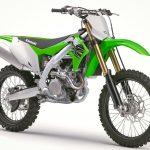 Ny 2019 Kawasaki KX450F med elstart