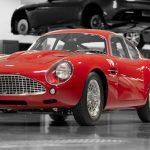 Ny 60-tals Aston Martin DB4 GT Zagato för drygt 70 miljoner kronor