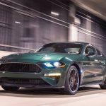 Ny Bullitt Mustang kommer 2019