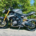 Nya 2022 Triumph Speed Triple 1200 RS – Hetaste Huliganen från Hinckley