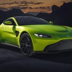 Nya Aston Martin Vantage – James Bonds favorittjänstebil
