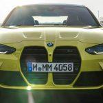 Nya BMW M3 och M4
