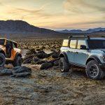 Nya Ford Bronco – spana in alla bilder