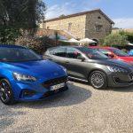 Ford Focus kommer som mildhybrid