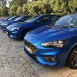 Fords uppkopplade bilar pratar med andra bilmärken för att öka trafiksäkerheten