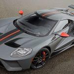 Nya Ford GT Carbon Series – den är 18 kilo lättare än tidigare version