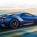Nya Ford GT banar väg för nya teknologier